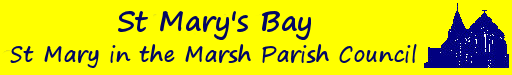 St Mary's Bay Logo